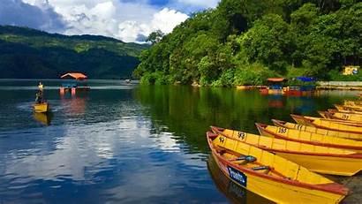 Pokhara Lake Begnas Immaculate