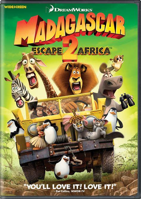 Madagascar Escape 2 Africa Dvd Release Date February 6 2009