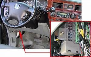 Honda Odyssey  Rl1  2000