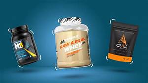 Top 5 Whey Protein Brands In India