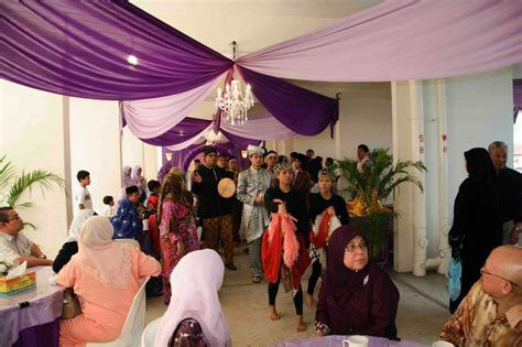 why malay weddings are held in void decks the online citizen