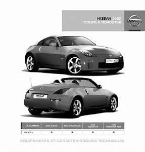 Nissan 350z Avis : notice nissan 350z roadster voiture trouver une solution un probl me nissan 350z roadster ~ Melissatoandfro.com Idées de Décoration