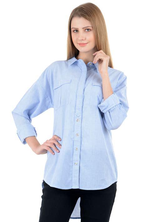 light blue blouse womens womens light blue shirt custom shirt
