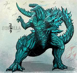 Godzilla: 2017 (Planet G) by Gabe-TKE on DeviantArt