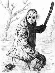 Freddy vs Jason by DougSQ on DeviantArt