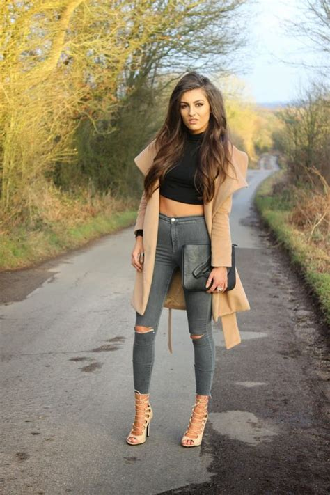 Pinterest Brandy Lopez | S T Y L E | Pinterest | Beautiful What is and High waist jeans