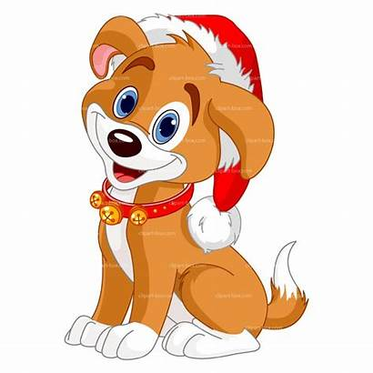 Dog Clipart Christmas Clip Clipground Quick