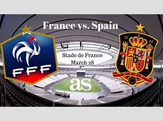 France vs Spain How and where to watch times, TV