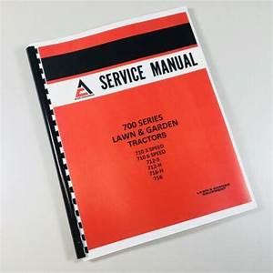 wiring diagram allis chalmers 712 allis chalmers model 710 service manual unofficial allis home  allis chalmers model 710 service manual