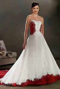 red and white corset wedding dress naf dresses With wedding dresses with red in them