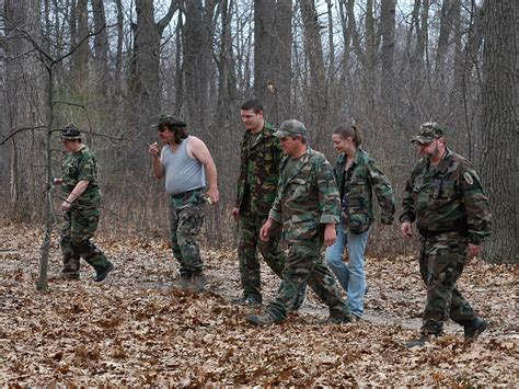 America's New Kinder, Gentler Militia : NPR