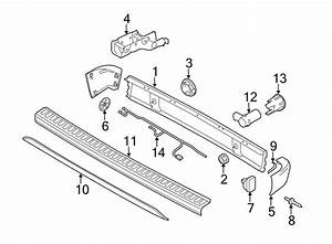 Ford Transit Connect Trailer Tow Harness  W  O Reverse