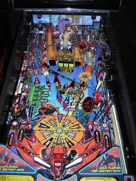 buy spider man pinball machine