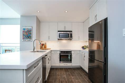 condo kitchen cabinets small white kitchen 1 total living concepts