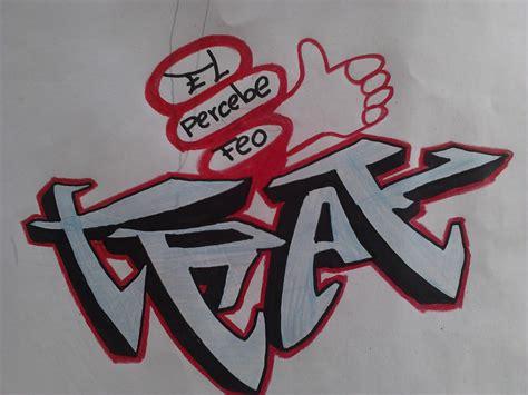 Graffiti Xd : [megatema Otra Vez Xd] Pintas Y/o Bocetos De El Trak