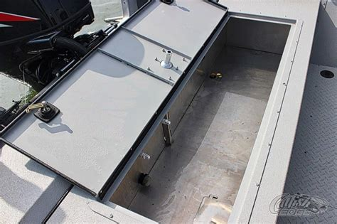 Boat Livewell Use by Build Boat How To Build A Livewell In A Jon Boat