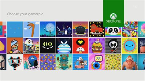 Xbox One Users Might Be Getting Custom Gamerpics Sometime In The Future