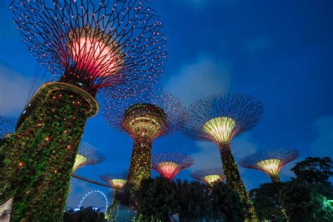 singapore gardens by the bay singapore s amazing gardens by the bay and marina bay