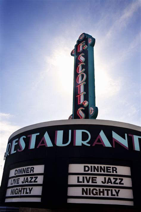 Featured in this background restaurant music and restaurant background. F Scott's Restaurant & Jazz Bar | Jazz bar, Live jazz, Jazz