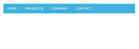 css template top bar 5 free html navigation bar designs css menumaker