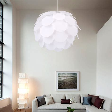 diy iq puzzle l light shade suspension ceiling pendant