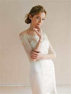 bridal lace top gold wedding top off shoulder lace With lace topper for wedding dress