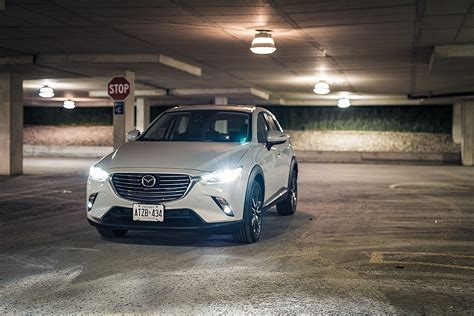 review  mazda cx  gt canadian auto review