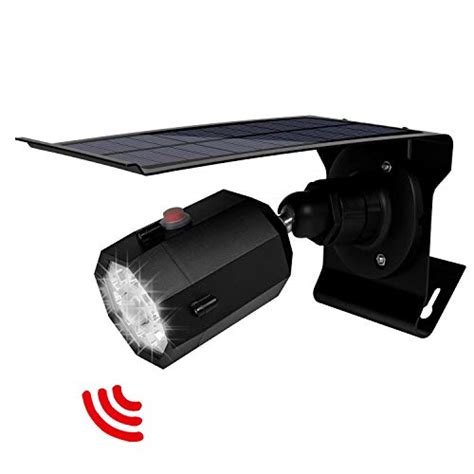 solar motion sensor light outdoor lumens  led
