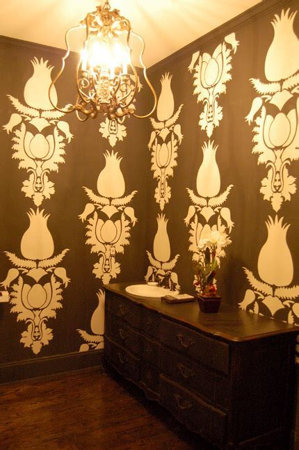 Debbie Hayes' Stenciled Decorative Finishes   Paint   Pattern