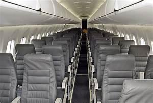 De Havilland Dhc 8 Dash 8 400 Seating Chart Bombardier Q400 Interior Cabin Flyradius
