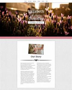 10 best premium wedding website templates With best wedding album website