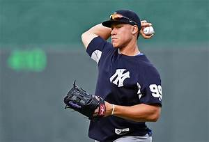 Yankees39 Aaron Judge Is Leading AL In Votes For MLB All