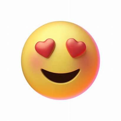 Emoji Giphy Gifs Heart Sticker Hearts Eyes