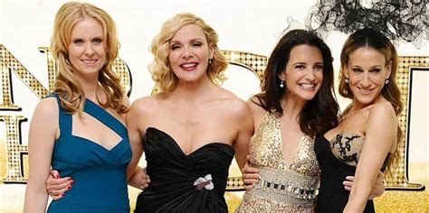 Kim Cattrall llama tóxicas a actrices de Sex and The City