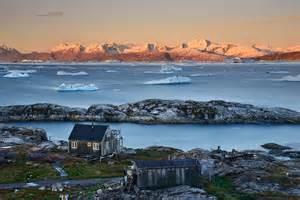 Greenland Iceland Landscape