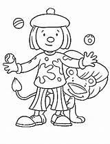 Coloring Jojo Printable Juggle Goliat Juggler Siwa Circus Jobs Template Netart Drawings Kb Drawing sketch template