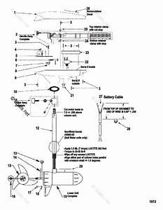 Mercury Motorguide Trolling Motor Parts By Model  U0026 Series Motorguide Energy Series Oem Parts