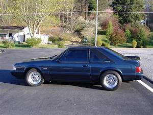 88-Blue 1988 Ford Mustang Specs, Photos, Modification Info at CarDomain