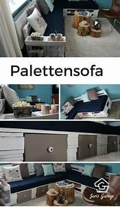 Wir Können Es Nachbauen : die besten 25 sofa aus paletten ideen auf pinterest sofa aus europaletten palettencouch und ~ Orissabook.com Haus und Dekorationen