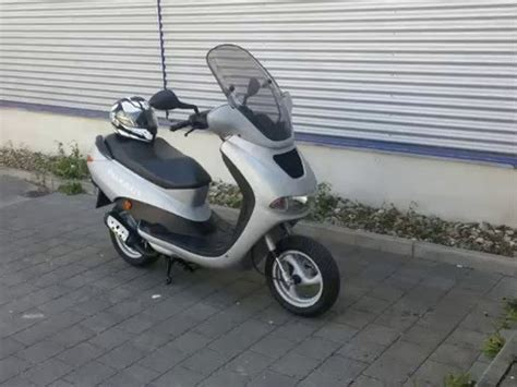 peugeot roller 50ccm roller scooter restauration story капитальный ремонт