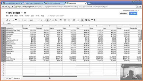 how to make a budget sheet 5 how to create a budget spreadsheet excel spreadsheets