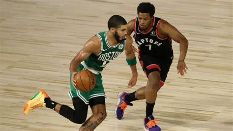 Celtics vs. Raptors score, highlights: Boston grinds its ...