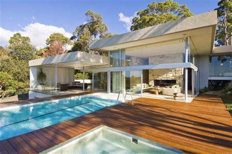 luxury homes  house design  home design modern luxury retreat  sydney australia