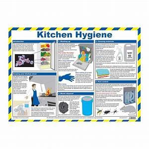 Kitchen Hygiene Food Hygiene Wallchart