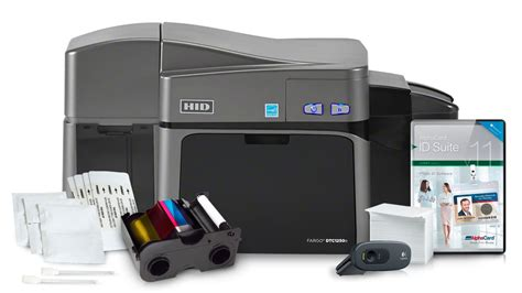 fargo dtce dual sided id card system