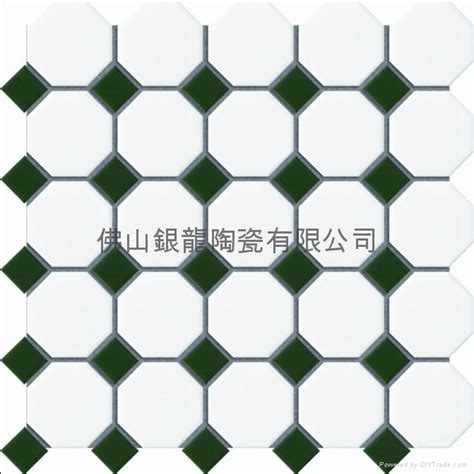 the octagonal shaped ceramic mosaic gb01 yinlong
