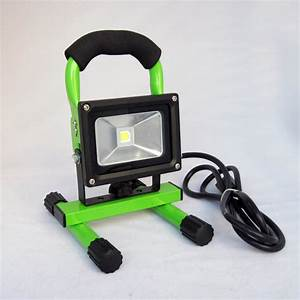 China high power outdoor portable stand w led flood