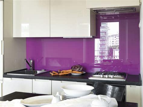 Wand In Der Küche Gestalten  Farbe & Material Küchentrends