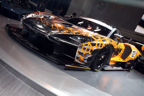 Mclaren Senna Gtr Concept Is An Embodiment Of True Luxury