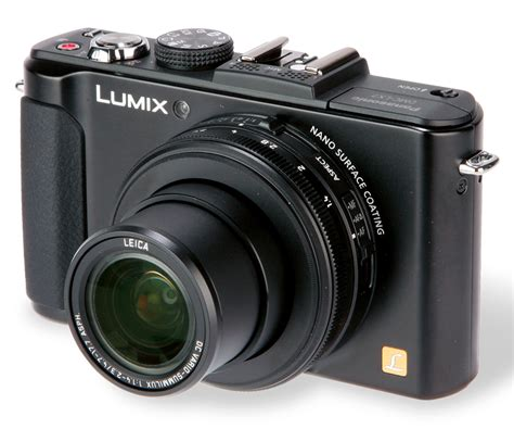 panasonic lumix dmc lx7 panasonic lumix dmc lx7 review